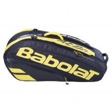 Сумка Babolat Pure Aero на 6 ракеток 2021 год