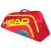 Детская теннисная сумка Head Junior Combi Novak Red Yellow