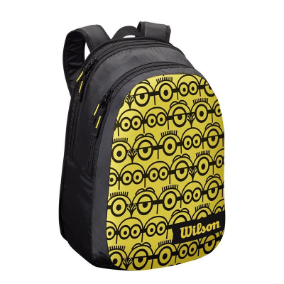 Детский теннисный рюкзак Wilson Minions Junior
