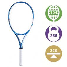 Теннисная ракетка Babolat Evo Drive Lite Blue