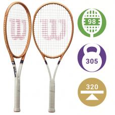 Теннисная ракетка Wilson Blade 98 16x19 Roland Garros 2021