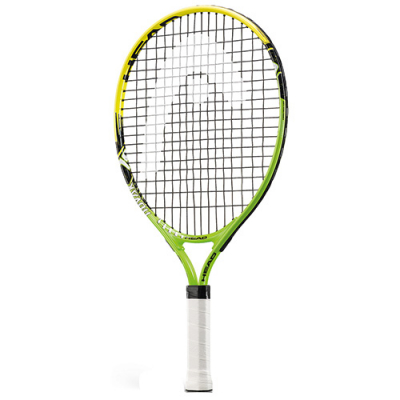 Детская теннисная ракетка Head Novak 19 Yellow/Green