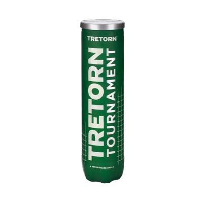 Теннисные мячи Tretorn Tournament 4 мяча