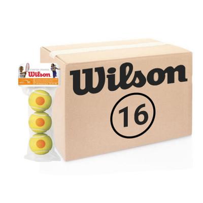 Теннисные мячи Wilson Starter Orange Ball 48 мячей