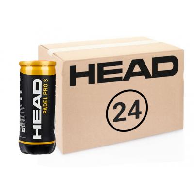 Мячи для PADEL Head Pro - S 72 мяча