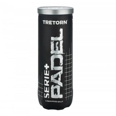 Мячи для PADEL Tretorn Serie +