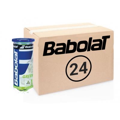 Детские теннисные мячи Babolat Green 72 мяча