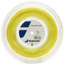 Теннисная струна Babolat RPM Rough Yellow 1
