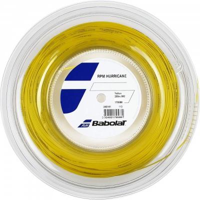 Теннисная струна Babolat RPM Hurricane 1