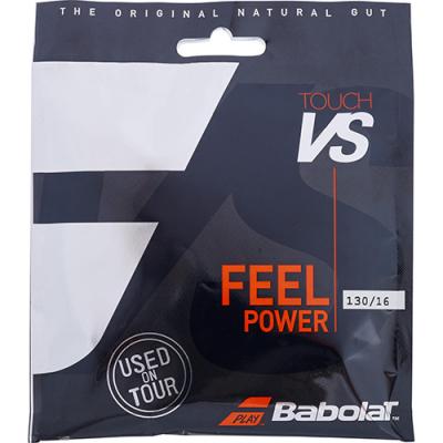 Теннисная струна Babolat VS Touch Natural Gut 1,30 6 метров