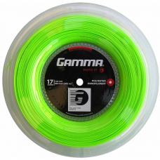 Теннисная струна Gamma Moto Green 1