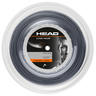 Теннисная струна Head Lynx Tour Grey 1