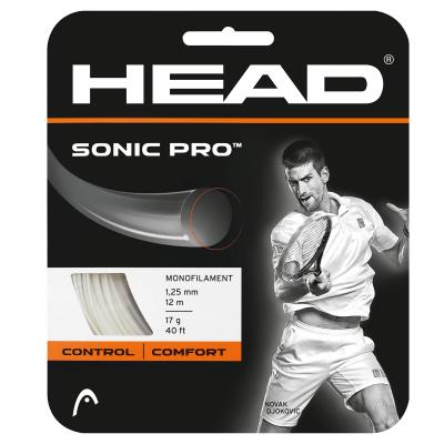 Теннисная струна Head Sonic Pro Black 1