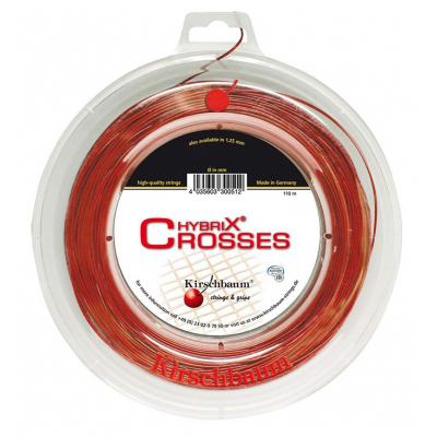 Теннисная струна Kirschbaum Hybrix Crosses 1
