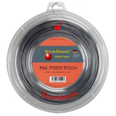Теннисная струна Kirschbaum Max Power Rough 1
