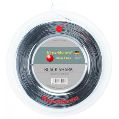 Теннисная струна Kirschbaum Black Shark 1