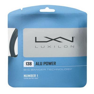 Теннисная струна Luxilon Alu Power 1