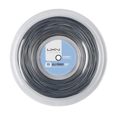 Теннисная струна Luxilon Alu Power Soft 1,25 200 метров