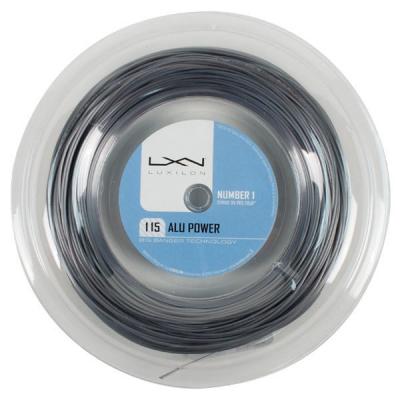 Теннисная струна Luxilon BB Alu Power 1,15 200 метров