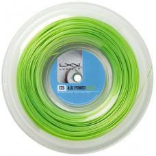 Теннисная струна Luxilon BB Alu Power Green 1,25 200 метров