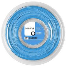 Теннисная струна Luxilon Savage Blue 1,27  200 м