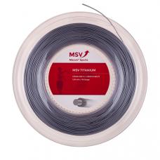 Теннисная струна MSV Titanium 1