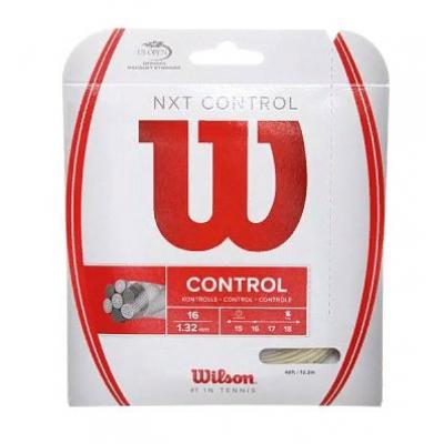 Теннисные струны Wilson NXT Control 1