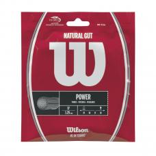 Теннисная струна Wilson Natural Gut 1